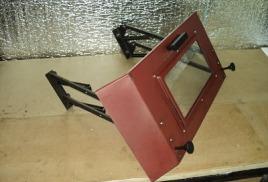 Экран защиты зоны резания станков 6Т12, 6Т13