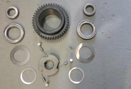 Состав и комплектация: шестерня, кольца, проставки, подшипники, ролики, пружины, звездочка. Муфта обгонная 1М63.06.900 ( Для станков 1М63Н, 1М63, 163, ДИП300)